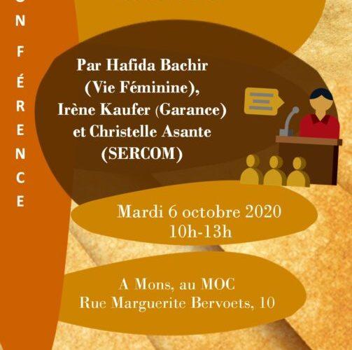 Les rendez-vous décoloniaux – Conférence « Le Féminisme décolonial »