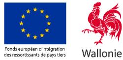 Avec le soutien de la Wallonie et de l'Europe