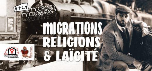 Migrations, religions et laïcité